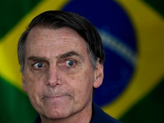 Far right candidate Jair Bolsonaro is the heavy favorite going into the second round of the Brazilian presidential elections